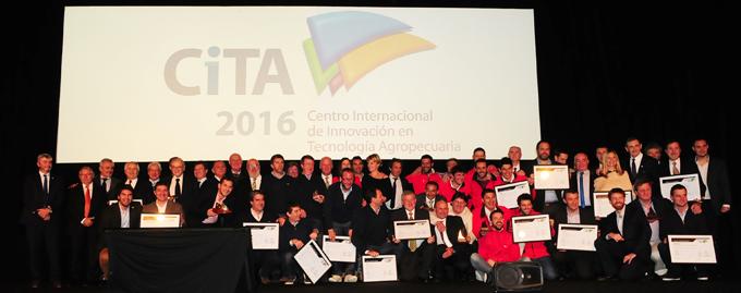 Premios Cita 2016