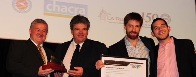 Gran Premio CiTA de Oro 2016 y Premio CiTA 2016